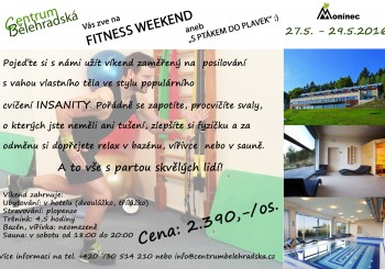 Fitness weekend
