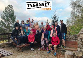 INSANITY Live – říjen 2018