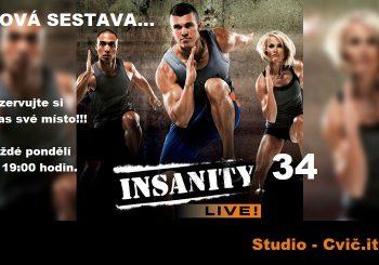 INSANITY Live – Round 34
